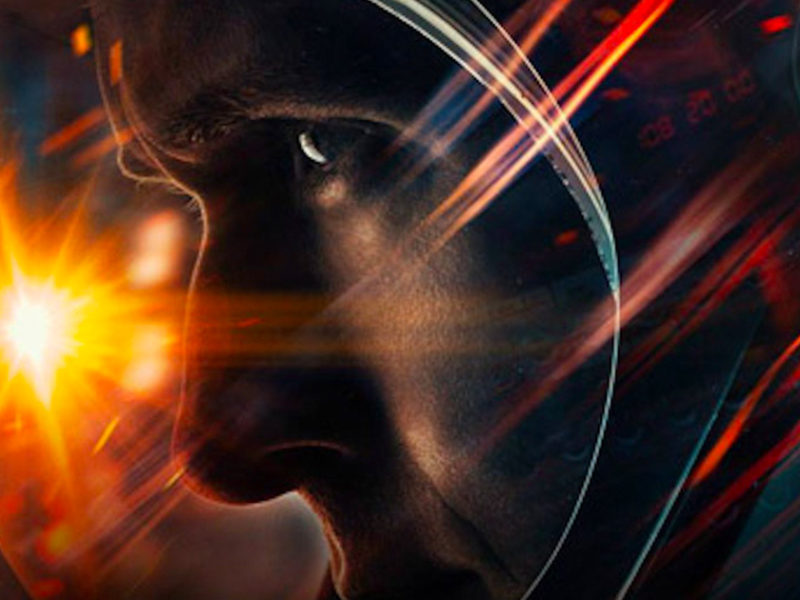 "10 OCT ""FIRST MAN"" IN THEATERS AND IMAX OCTOBER 12"