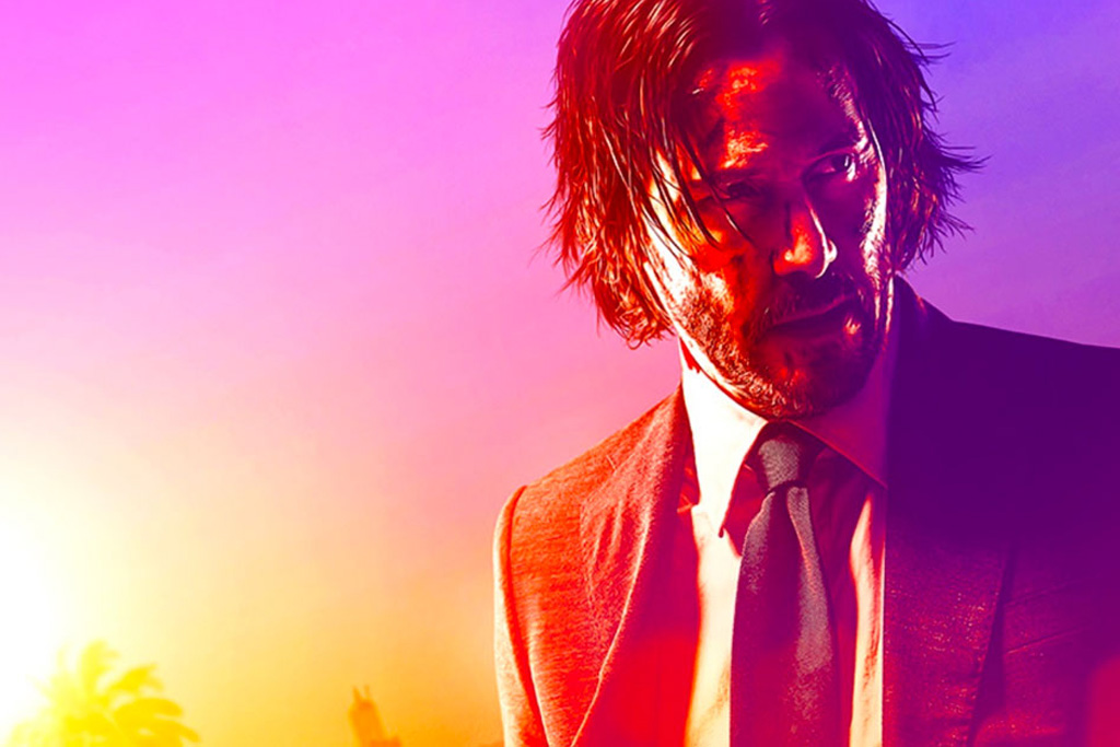 """JOHN WICK: CHAPTER 3 – PARABELLUM"" NOW IN THEATERS."