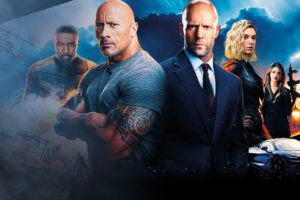 "From Universal Pictures – ""Hobbs & Shaw"" zooms into theaters"