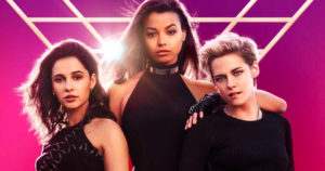"""The next generation of """"Charlie's Angels"""" takes flight Friday, November 15."""
